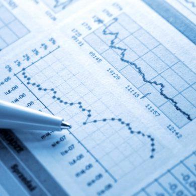 Gráficos das previsões para economia em 2019